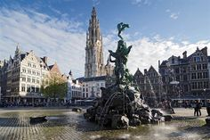 Antwerp Shutterstock 162358538