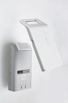 Genexis Hybrid glassfiber modem Dutch Design Award Finalist