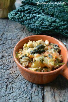 ribollita toscana ricetta tradizionale Gestione dei Soffritti - Tuscany Ribollita Soup