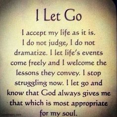 Live and let god quotes: life quotes and words to live by : The Words, Religious Quotes, Spiritual Quotes, Catholic Quotes, Life Quotes Love, Quotes To Live By, Let Him Go Quotes, Missing You Quotes, Change Quotes