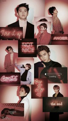 17 SEXIS wallpapers with the cutest guys Kpop Exo, Suho Exo, Exo Kai, Exo Ot12, Park Chanyeol, Vixx, K Pop, Girls Generation, Exo Lucky One