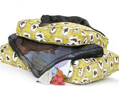 Silhouette Fill 'Er Up Pet Bed by Trixie + Peanut