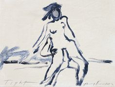 """Tracey Emin """"Where I Want to Go"""" at the Leopold Museum by Nicholas Forrest (image Tracey Emin Art, Gustav Klimt, Erotic Art, Art Inspo, Painting & Drawing, Art Drawings, Photo Galleries, Sketches, Museum"""