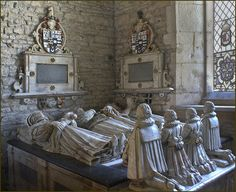 Savage Family Tomb, Elmley Castle Church