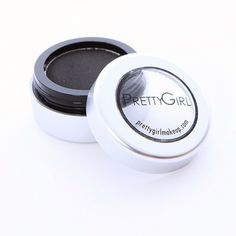 Black Matte Eye Shadow - Pretty and Thin
