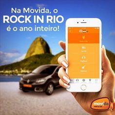 Já está com saudades do Rock in Rio? Na Rádio Movida, você encontra uma playlist especial com as bandas que tocaram no festival.   Baixe o app da #MovidaRentACar e relembre as músicas dos shows.