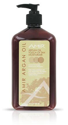 Amir Argan Oil Touch Of Tan