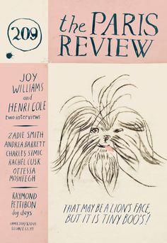 The Paris Review No. 209, Summer 2014