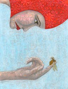Mandy van Goeije Art, Illustratie, Online workshops, cursussen, Goes