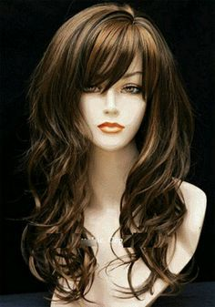 I love this hair color, cut, and style.