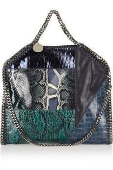 Stella McCartney The Falabella convertible faux leather shoulder bag