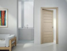 This chic room features doors by Miami-based @italdoors. | See MORE: https://luxesource.com/resources/italdoors?utm_source=pinterest | #luxeFL #luxemag #Interiordesign #design