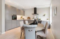 Grey kitchen Bodbyn
