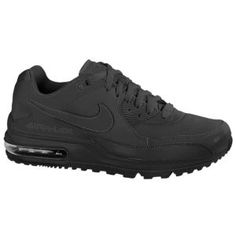 Nike Air Max Wright - Men's - Sport Inspired - Shoes - Black/Black/Dynamic Blue