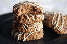 Seige havrecookies med kanel