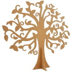 Kaisercraft Beyond The Page MDF Family Tree-17.75inX15.625in