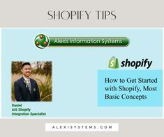 Shopify is now one of the leading platforms when it comes to creating and running an eCommerce store. Here are some Shopify tips to get you started on the right foot. Web Banner Design, Web Design, Website Header Design, Online Store Builder, Restaurant Website, Information And Communications Technology, Ecommerce Store, Futuristic Technology, Business Motivation