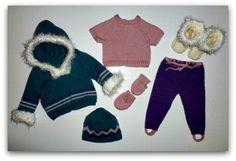 free doll knitting pattern