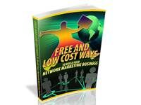 Free and Low Cost to Build Network Marketing Business. Download free at TubaLoad.com Discover 6 very simple ways to generate insane amount of MLM traffic even if you are building your network marketing business on a tight budget! This is a comprehensive guide that teaches you how to laser target traffic!