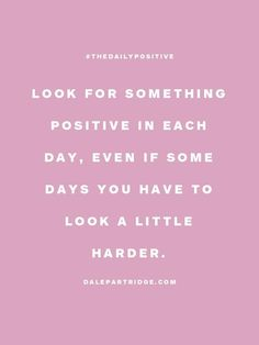 Love this! That's all it takes! Practice this each day make this a part of your daily routine and you'll begin to see things on a positive light