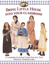 Little House: Five Original Pioneer Girls – FREE 43 page Classroom Activity Guide from www.teachervision.fen.com
