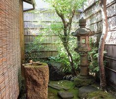 庭 / 院子 / Garden  ゲストハウスひつじ庵 / Guest House Hitsuji-An #日本 #京都 #japan #kyoto #ゲストハウス # #guesthouse #hitsujian #ひつじ庵 #町家 #machiya #庭 #院子 #garden #石灯籠 #石燈籠 #石灯笼 #stonelantern  #RicohGR #GR