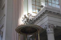 Kanzel der Nikolaikirche // Verzierungen