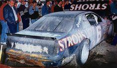 Mark Martin, Dirt Racing, Vintage Race Car, Nascar, Race Cars, Monster Trucks, The Past, Sunday, Ford