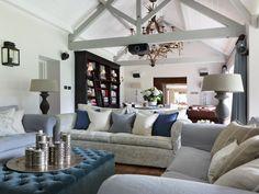 Hertfordshire Family Home Ham Interiors, Henley On Thames