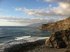 Scenic Coastal Highway California