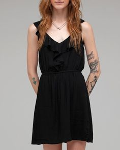 One year anniversary ensemble- my little black dress is kind of like this but simpler