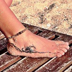 beautiful foot tattoos – foot tattoos for women Surf Tattoos, Leg Tattoos, Body Art Tattoos, Wave Tattoos, Cute Foot Tattoos, Foot Tattoos For Women, Small Tattoos, Foot Tattoo Quotes, Tattoo Perna