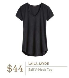 Love a good V-neck! Stitch Fix Inspiration! Referral: 4821689