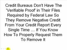 Ways Of Removing Collections From Credit Report  How To Remove