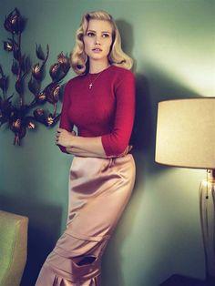 Vogue's Fabulous, 50s Inspired Fall Fashion (10 photos) - My Modern Metropolis