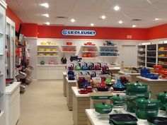 New Le Creuset Store at Twin Cities Premium Outlets in Eagan,Mn. Opens Aug 14th!