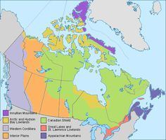 Canadian geophysical regions clickable map quiz, appropriate for grades Geography Of Canada, Geography Quiz, Physical Geography, Teaching Geography, Teaching Activities, Teaching Tips, Social Studies Lesson Plans, Teaching Social Studies, Plan Canada