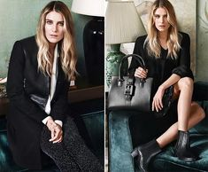 Dree Hemingway for Liu Jo Fall/Winter 2014-2015 Campaign | Fashion Trends, Makeup Tutorials, Hairstyles and Style Secrets