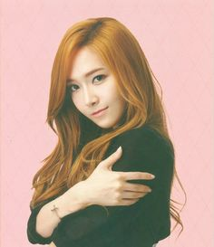 "Jessica Jung The ""Ice Princess"" of SNSD."