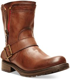 Madden Girl ~ Rumble Engineer Booties Dope Fashion, Shoe Boots, Engineering, Dope Style, Booty, Stuff To Buy, Shopping, Women, Swag