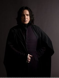 Snape...wicked cool!