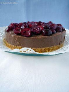 chocolate cherry cake (with cauliflower)