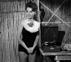 Dawn Wells, best known for her role as Mary Ann in Gilligan's Island Giligans Island, Island Girl, Mary Ann And Ginger, Jazz, Hottest Female Celebrities, Celebs, Record Players, Bodysuit, Vintage Vinyl Records