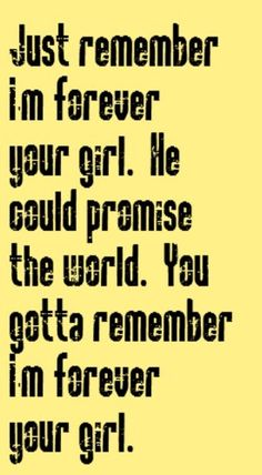Paula Abdul - Forever Your Girl - song lyrics, song quotes, songs, music lyrics, music quotes