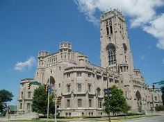 Scottish Rite Cathedral..it is beautiful