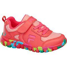 Fila #Sneaker fuchsia für Kinder