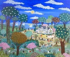 naive art images - Google Search
