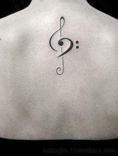 Resultado de imagen para TATUAJES MUSICA