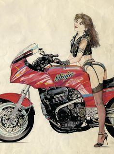 象徴としてのオートバイ。今再び『キリン』を考える。Part-2 - LAWRENCE - Motorcycle x Cars + α = Your Life.
