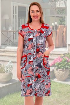 Short Sleeve Dresses, Dresses With Sleeves, Casual, Fashion, Women's Plus Size Outfits, Women's Blouses, Plus Size Smart Casual Dresses, Day Outfits, Dresses For Ladies